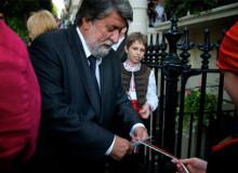 Официално откриване на БКИ Лондон – 28.09.11