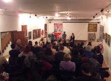 Прожекция на Източни Пиеси и дискусия – 08.02.12