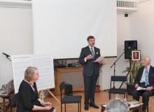 Откриване изложба на Иво Хаджимишев и вечер на Петър Увалиев   – 28.03.12