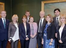 26.06.2014: Меморандум за българо-британско сътрудничество подписан между националните библиотеки на България и Обединеното кралство