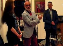 Представяне на творчеството на кинорежисьора Александър Раковски (02.05.14)