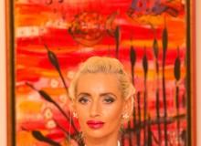 03.06.2015 Откриване на изложба – Ивет Горанова (живопис)